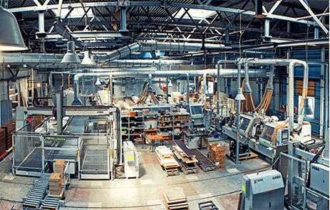 Par fabriku Neman
