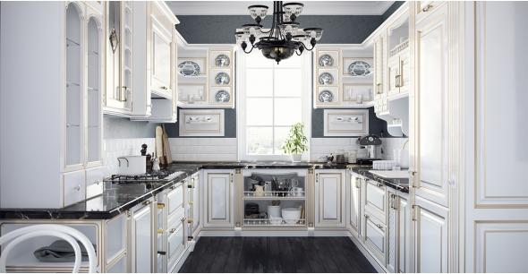 Virtuves pēc Jūsu izmēriem