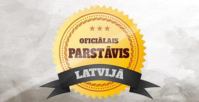 Oficiālais parstāvis Latvijā